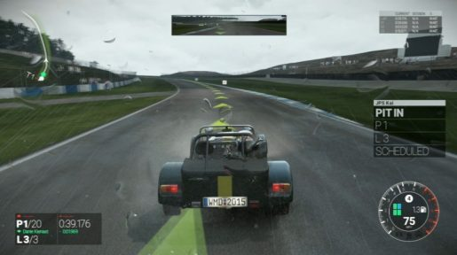 project cars rainfall