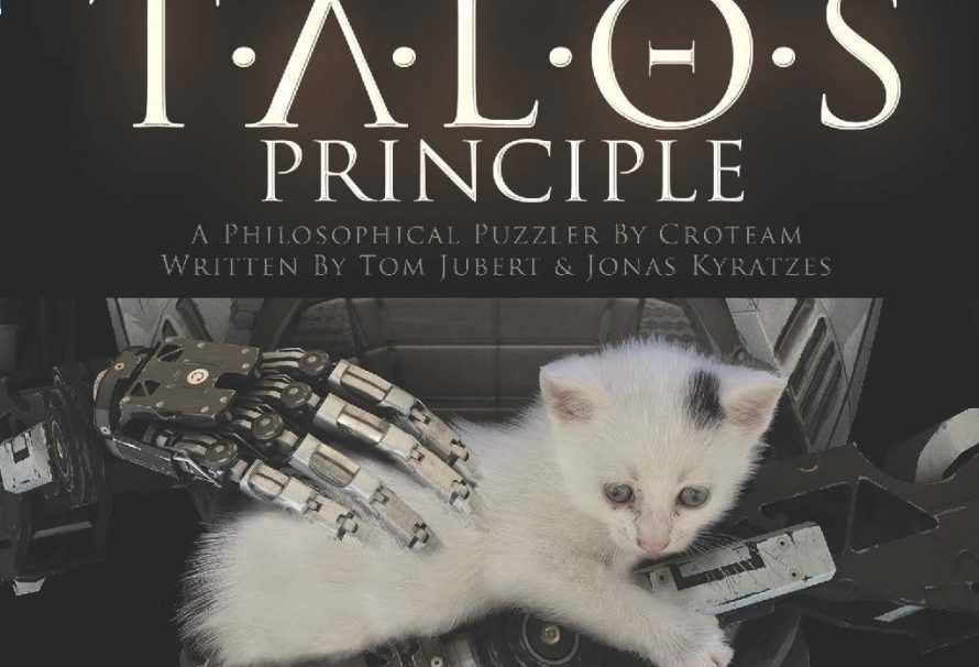 The Talos Principle Confirmed For Physical PS4 Release, Best Boxart Ever