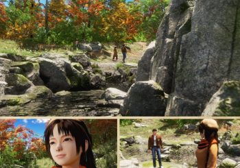 E3 2015: Yu Suzuki is Kickstarting Shenmue III for PC and PS4