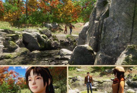 E3 2015: Yu Suzuki is Kickstarting Shenmue III for PC and PS4