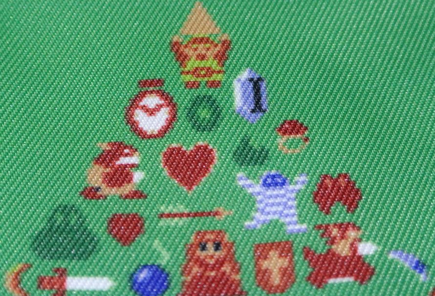 This is What the Club Nintendo Legend of Zelda Pouch Looks Like