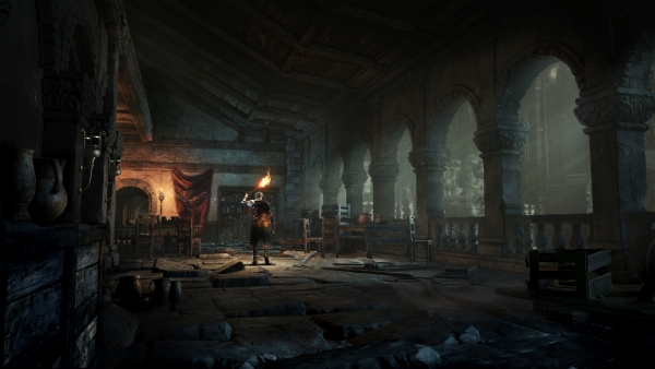 Dark Souls 3 feature fewer maps, but larger scale