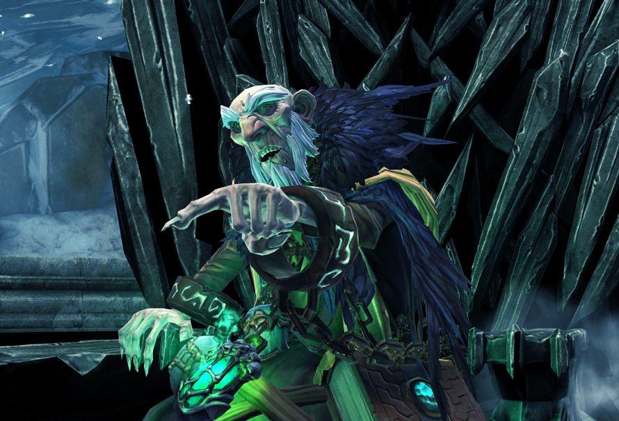 Darksiders 2: Deathinitive Edition comparison screenshots released
