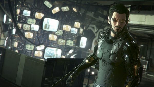 Deus Ex: Mankind Divided '101 Trailer' Released
