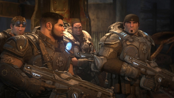 E3 2015: Gears of War Ultimate Edition is coming to Windows 10 PC