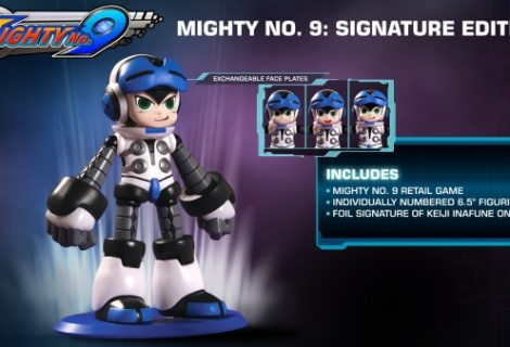 Mighty No. 9 Collector's Edition Unveiled