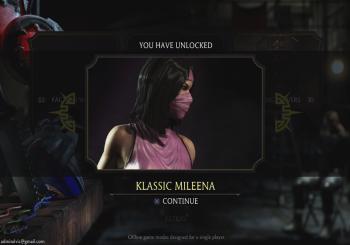 Mortal Kombat X Finally Gets the Raiden Challenge; Klassic Mileena Now Unlockable