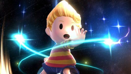 Super Smash Bros Lucas