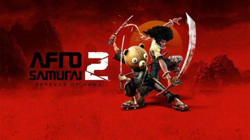 afro samurai 2 kuma keyart