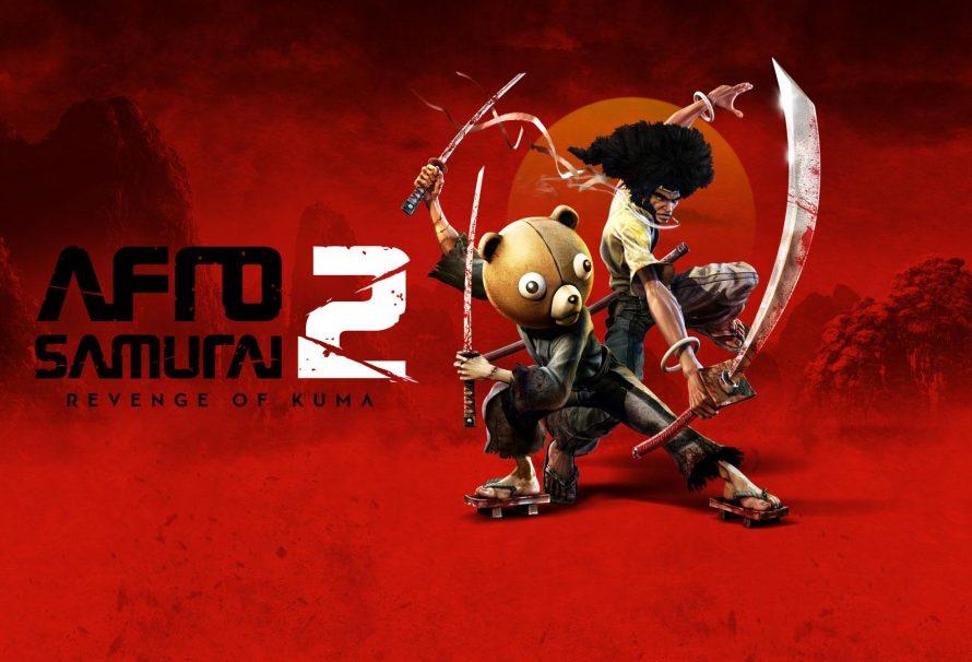 E3 2015: First Afro Samurai 2 Trailer Debuts