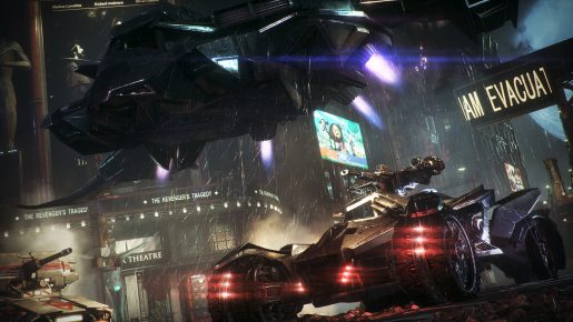 batman arkham knight rainfall