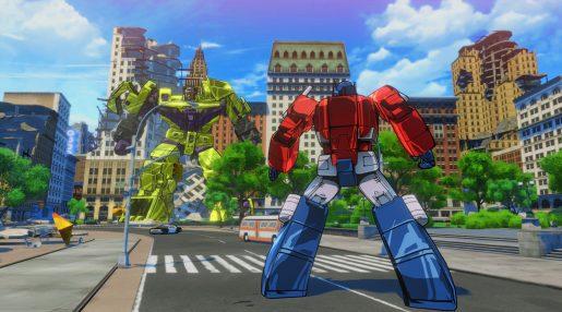 e3 2015 transformers dev optimus prime