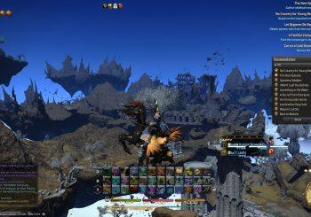 Final Fantasy XIV Heavensward Guide: How to Make a Regular Chocobo Fly