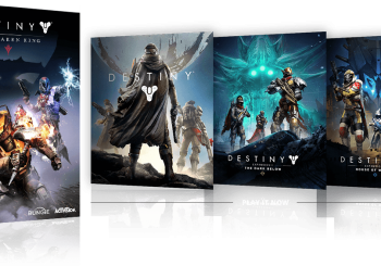 Destiny: The Taken King will Cost $40+; Includes Special Bonuses for Early Supporters