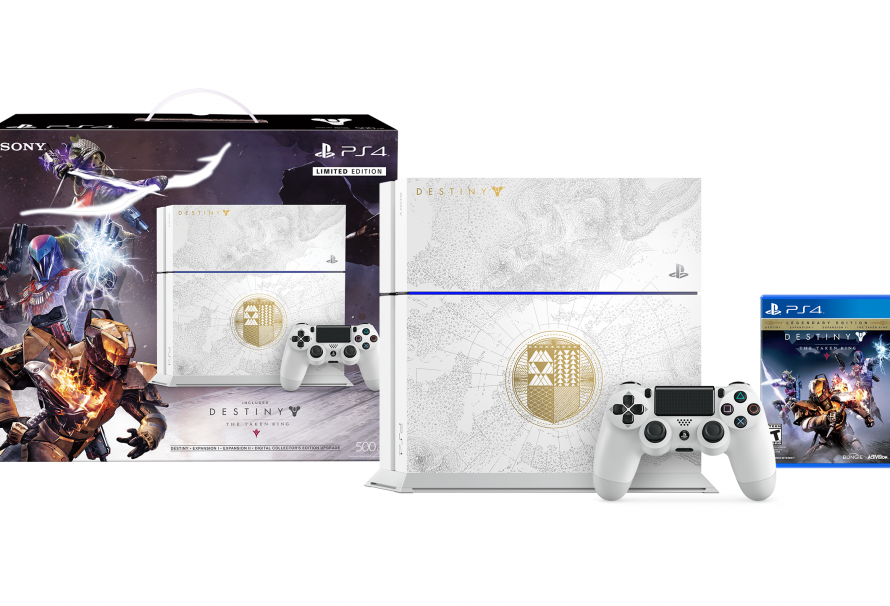 Destiny: The Taken King PS4 Console Announced
