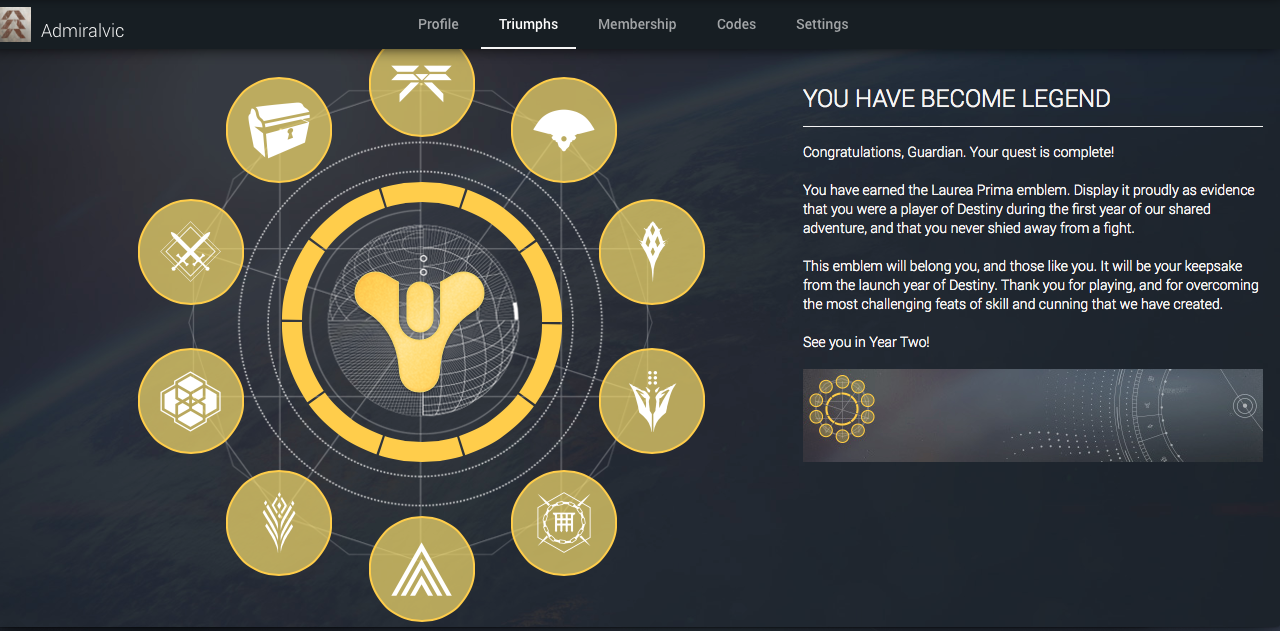 Destiny Community Event Is Live Rewards Those Whove Completed The