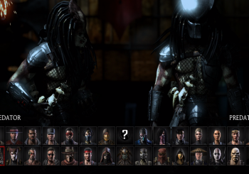 Mortal Kombat X - Predator Feels Less Like Fan Service and More Like a Real Character