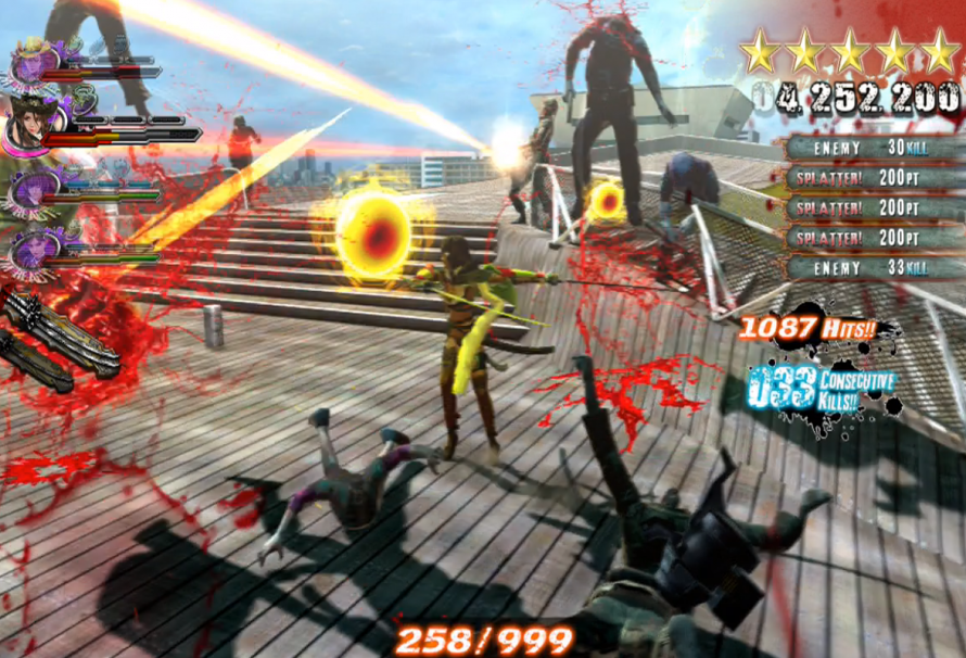 A Look At Onechanbara Z2 Chaos Hectic Gameplay And Customization