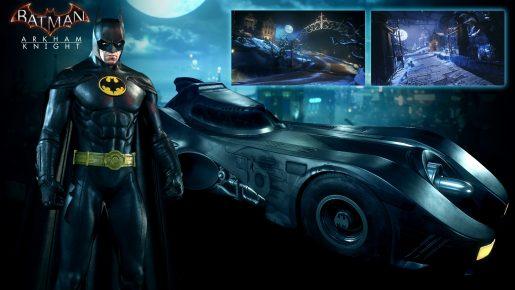 Batman Arkham Knight DLC