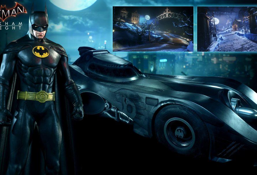 Batman Arkham Knight gets 1989 DLC packs today; September DLC detailed