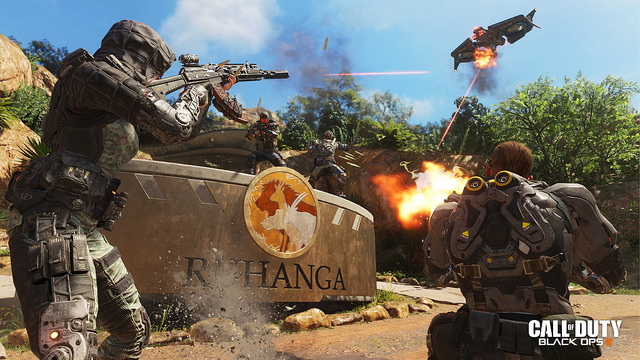 Call of Duty: Black Ops 3 Multiplayer Beta Now Live on PS4