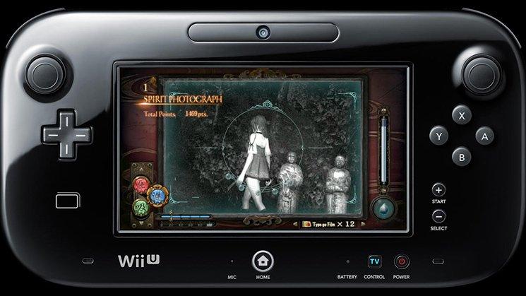 Fatal Frame Wii U exclusive to Wii U eShop in North America