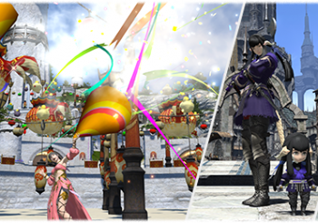 Final Fantasy XIV Anniversary Special In-Game Event Now Live