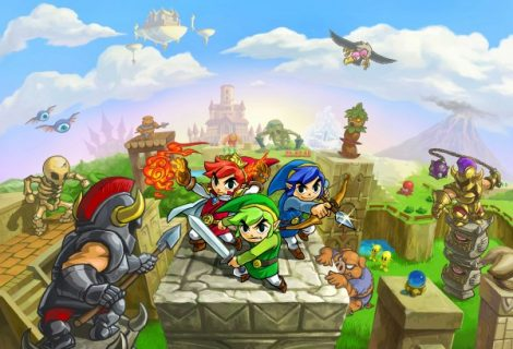 The Legend of Zelda: Tri-Force Heroes preview trailer released