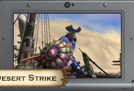 Monster Hunter 4 Ultimate gets a new free DLC today