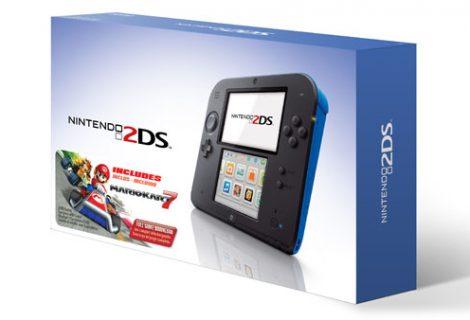 Nintendo 2DS gets a price drop