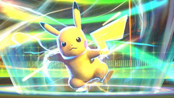 Pokken Tournament releasing March 18 in North America and Europe