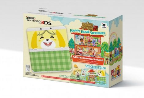 Animal Crossing Regular New 3DS Bundle Coming to North America this September