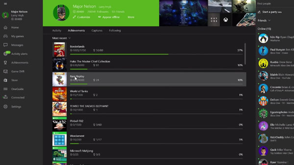 Windows 10 Xbox App update now live