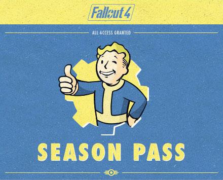 Fallout 4 Season Pass Announced for $30