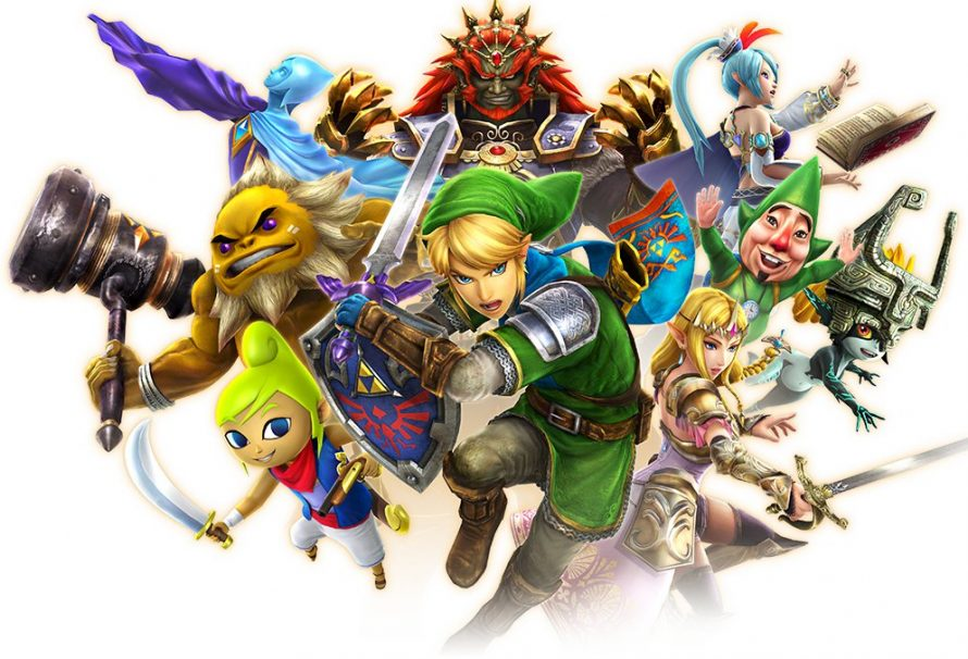 Hyrule Warriors for the 3DS requires the New 3DS to play in 3D
