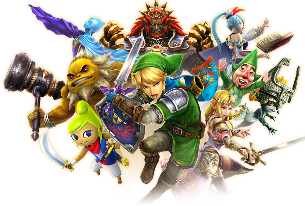 Hyrule Warriors Definitive Edition Announced Just Push Start