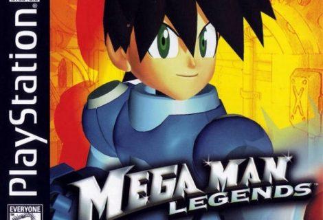 Mega Man Legends coming to PSN next week