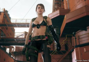 Metal Gear Solid 5's Quiet Bug Finally Patched