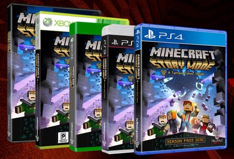 Minecraft: Story Mode Series Premiere Begins October 13