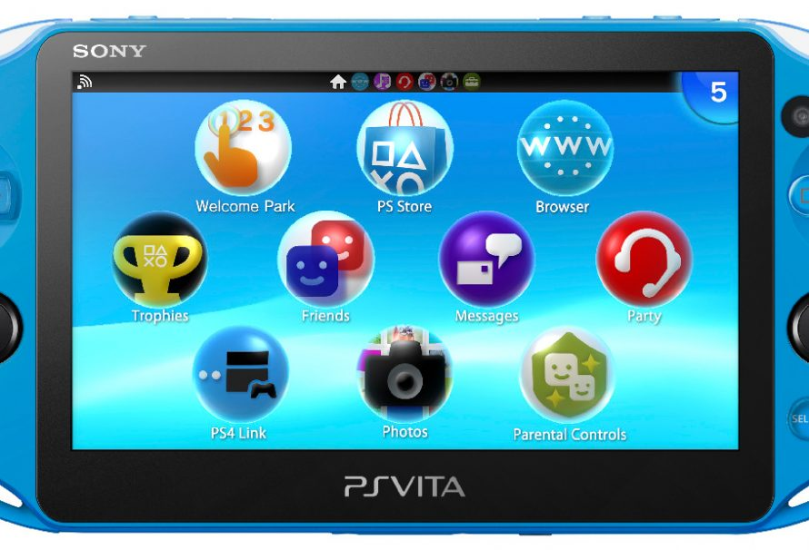 Sony To End Production Of Physical PS Vita Cartridges Soon