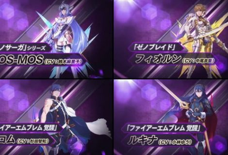Project X Zone 2 adds three new characters