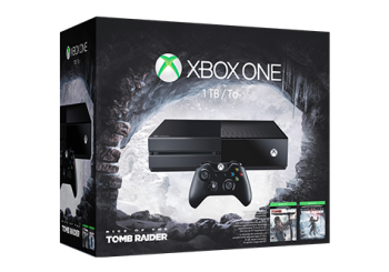 Rise of the Tomb Raider Xbox One Bundle Announced