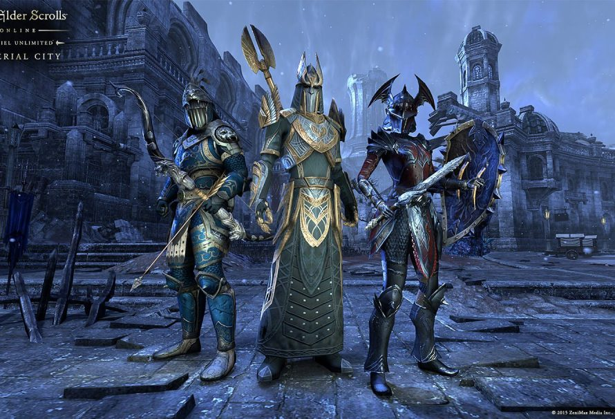 The Elder Scrolls Online The Imperial City Dlc Review Just Push Start