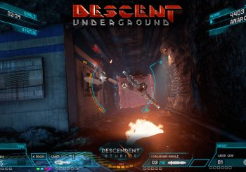 Descent: Underground Launches on Steam Early Access