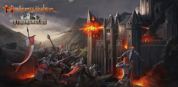 Neverwinter: Strongholds coming to Xbox One this November