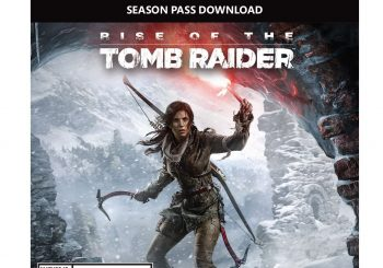 Rise of the Tomb Raider getting a Season Pass