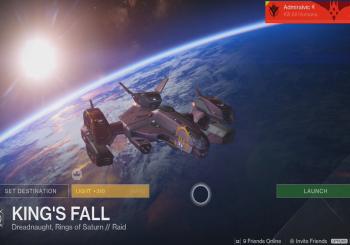 Destiny - King's Fall Hard Mode Raid Guide