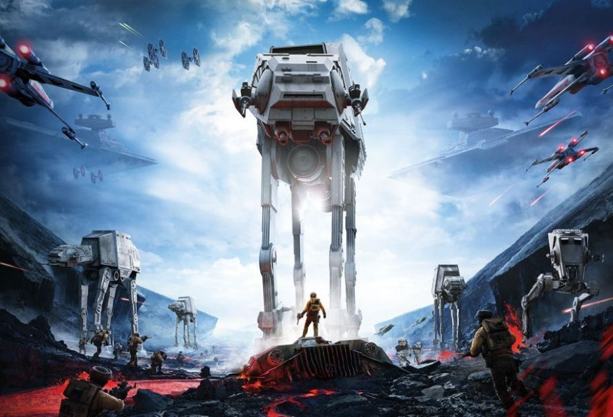 Star Wars Battlefront Beta Starts Today