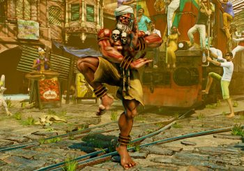 Street Fighter V Dated; Dhalsim Confirmed as Playable