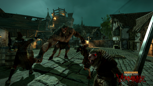 Vermintide Fight